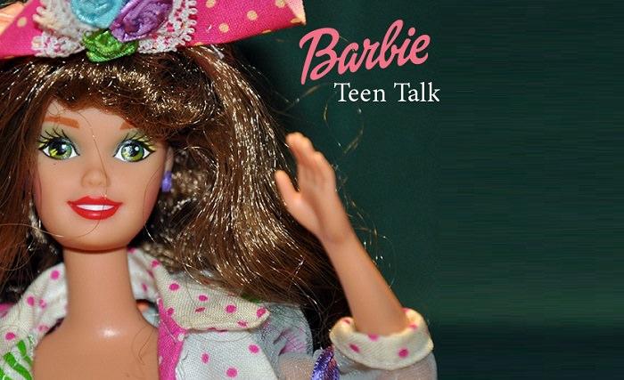 باربي المراهقة المحدثة