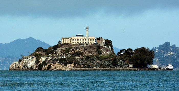 سجن ألكتراز – الولايات المتحدة، أشهر سجون العالم
