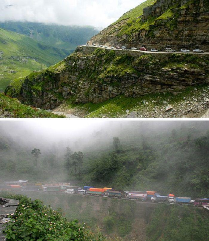 طريق «بريثفى» السريع - نيبال