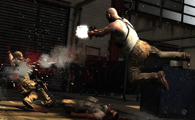 Max Payne 3 ماكس باين - 105 مليون دولار