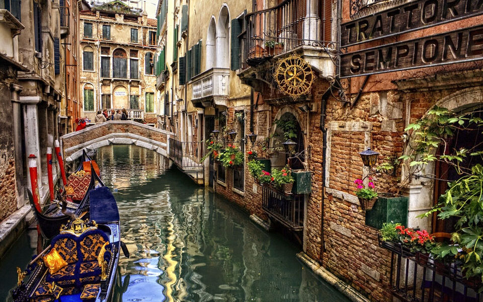 السياحة في البندقية (فينيسيا)