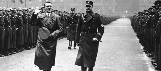 ألمانيا النازية - أسوأ حرب فى التاريخ