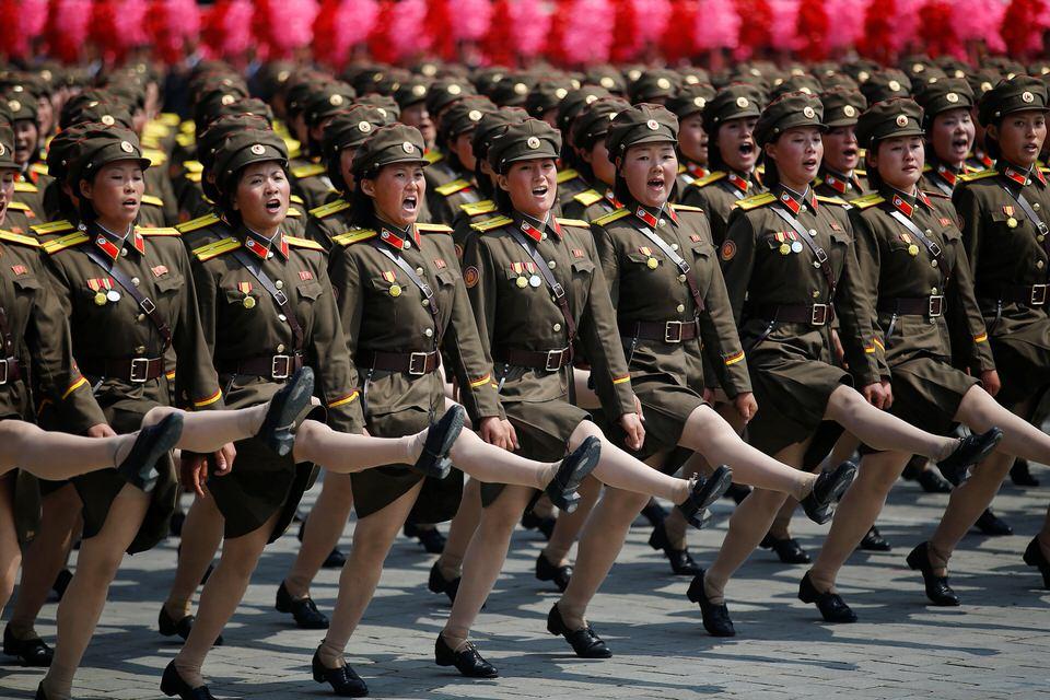 المركز السادس: كوريا الجنوبية – الجيش الكوري