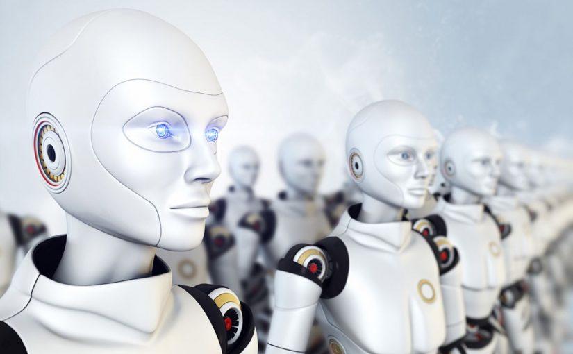 الروبوتات يمكن أن تغير ولائها وتنضم للفريق المنافس