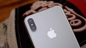 كاميرا هاتف ايفون x