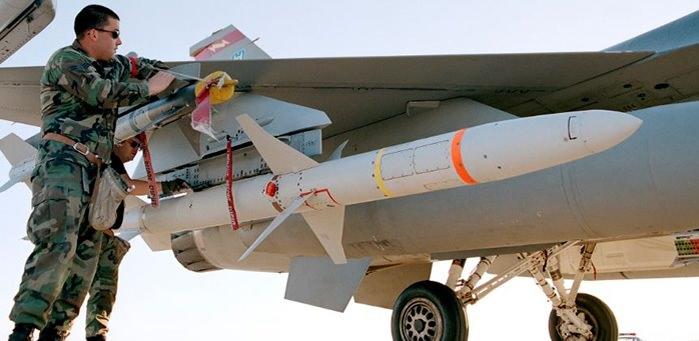 الصاروخ المضاد للإشعاعات فائق السرعة - 284،000 دولار
