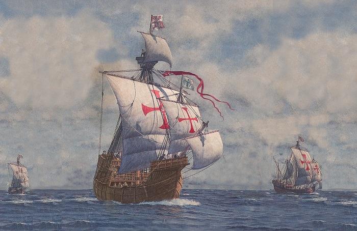 سفينة سان ميجويل وأسطول الكنز المفقود - بالقرب من شواطئ فلوريدا