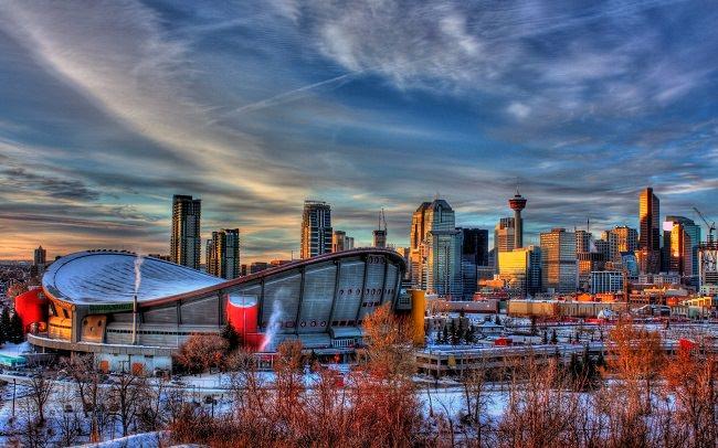 مدينة كالجارى - كندا