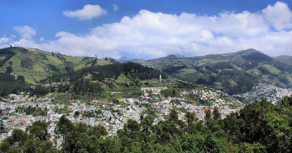 لوجا ، إكوادور
