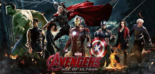 Avengers: Age of Ultron - مجموع الإيرادات 1.401 مليار دولار