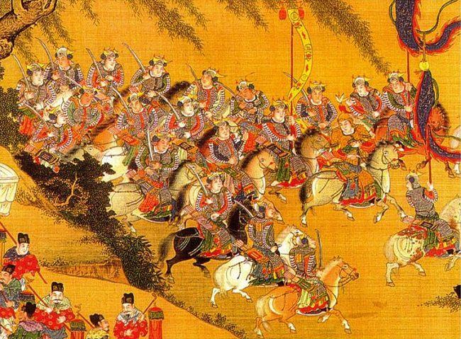سلالة مينغ - مدة الحكم 276 عام