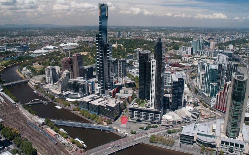 ملبورن، أستراليا