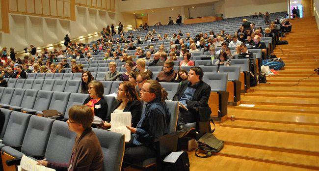 الطلاب الفنلنديون لهم مستقبل واعد متناسب مع قدراتهم ورغباتهم