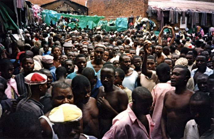 سجن جيتاراما - رواندا