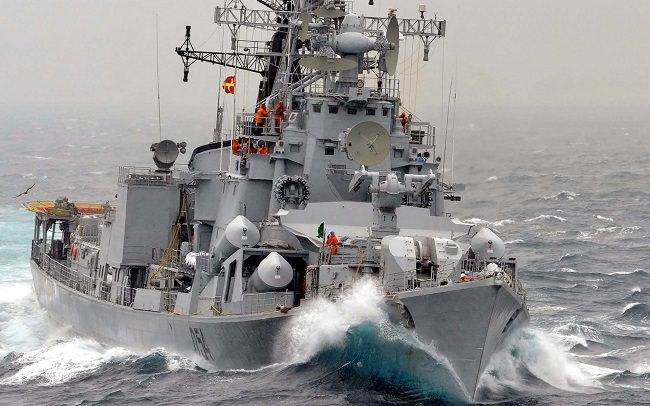 القوات البحرية الهندية