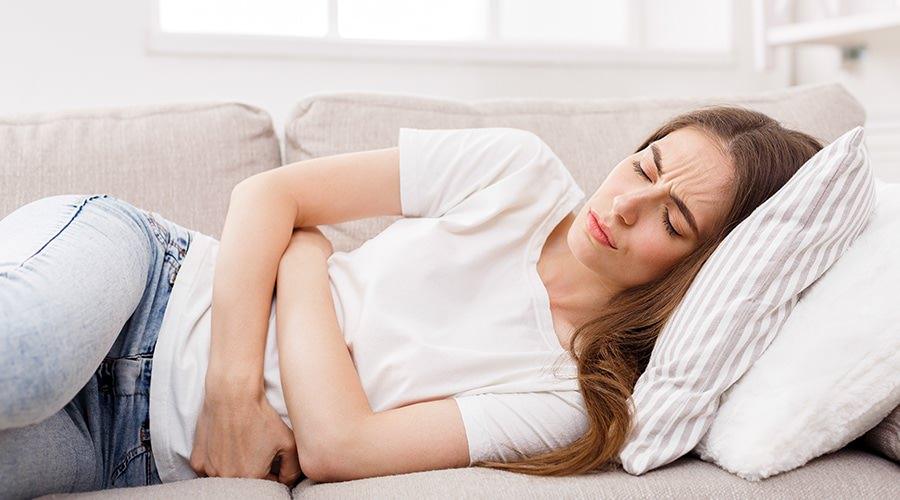 التخفيف من أعراض ما قبل الدورة الشهرية