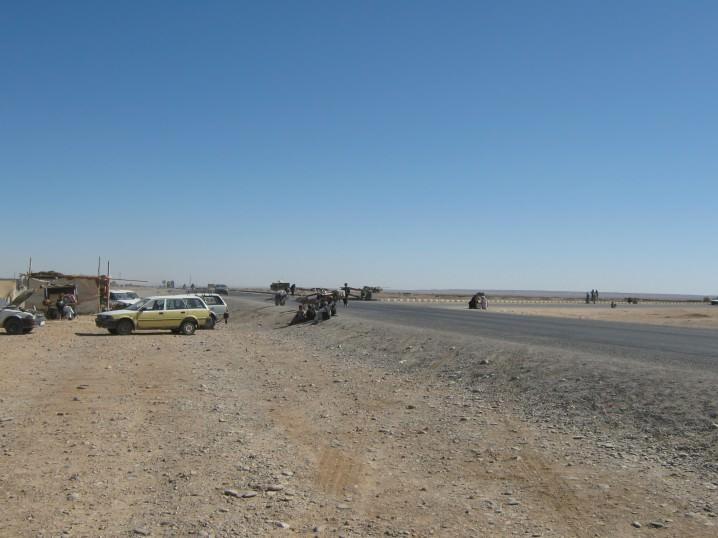 الطريق رقم 1 - أفغانستان