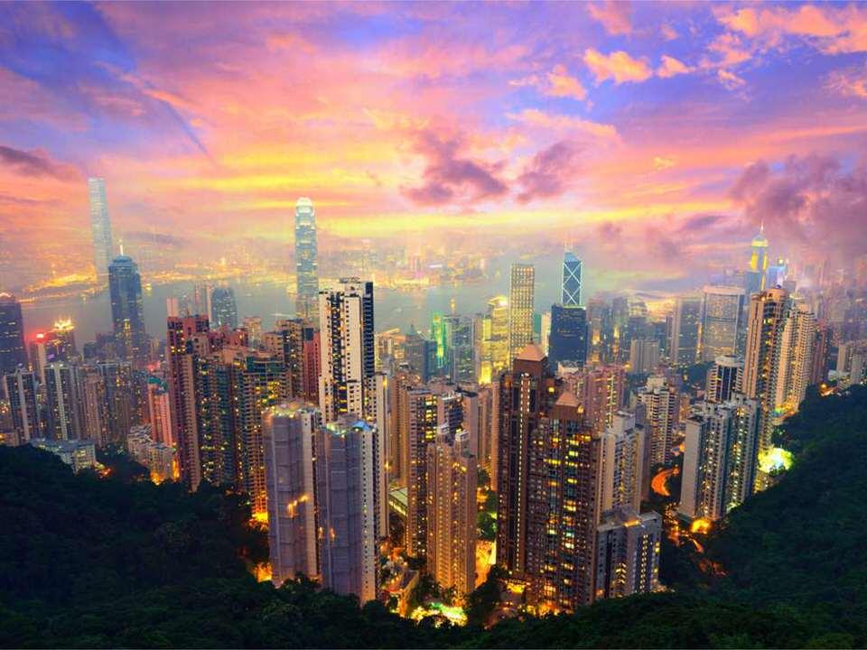 هونغ كونغ , الصين