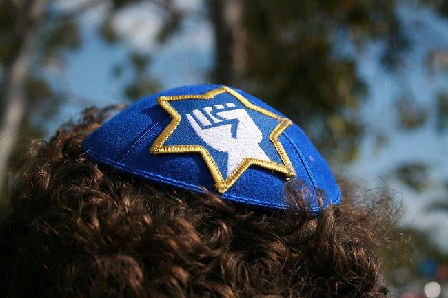 رابطة الدفاع اليهودية - Jewish Defense League