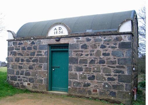 سجن سارك – غويرنسي، أصغر سجون العالم