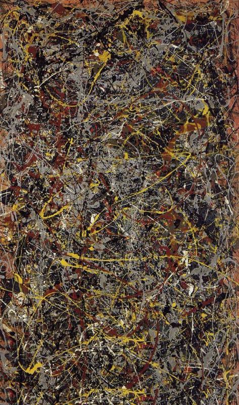 لوحة No.5 - ثمنها 140 مليون دولار