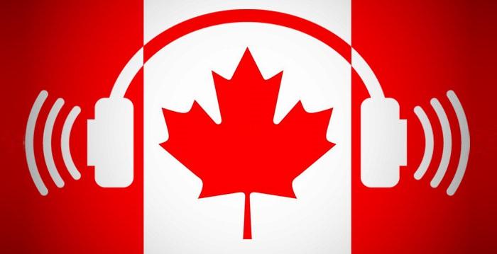 من الأغاني المُذاعة في كندا 20% منها يجب أن تكون كندية