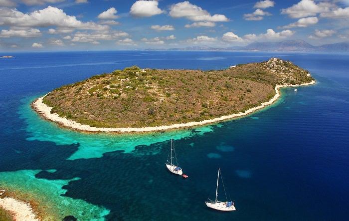 جزيرة نيسوس صوفيا Nissos Sofia - بـ 6 مليون دولار