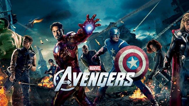 The Avengers - مجموع الإيرادات 1.519 مليار دولار