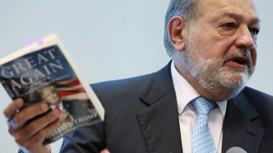 كارلوس سليم Carlos Slim Helu