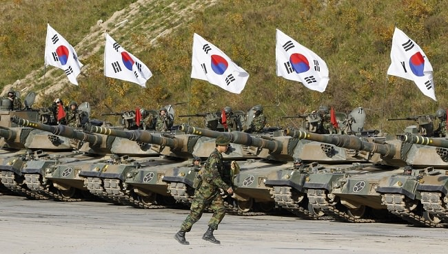 كوريا الجنوبية - سادس أقوى سلاح جوي في العالم