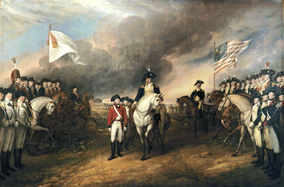 الثورة الأمريكية
