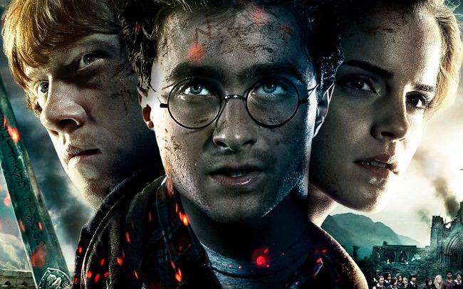 Harry Potter - إجمالي الإيرادات 7.72 مليار دولار