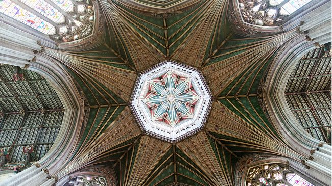 كاتدرائية إيلي - إنجلترا