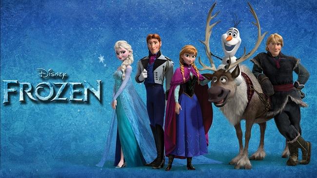 Frozen - مجموع الإيرادات 1.279 مليار دولار