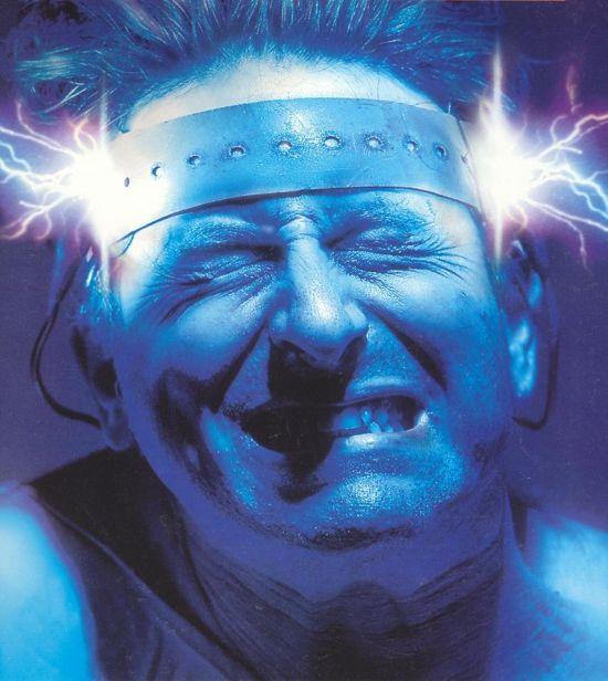 العلاج بالكهرباء