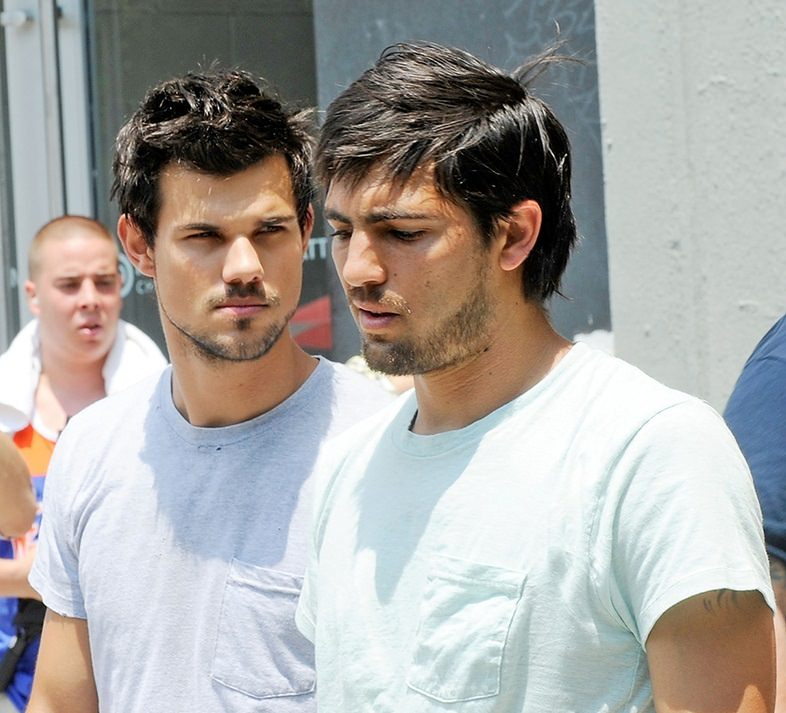 الممثل Taylor Lautner