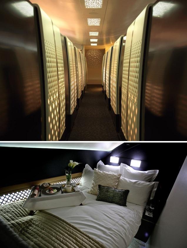 اغلى تذاكر سفر في العالم: نيويورك إلي أبو ظبي على متن طيران الإتحاد - 64،000 دولار