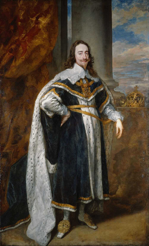 تشارلز الأول ملك انكلتر