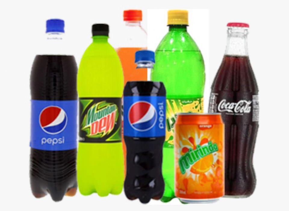 تجنب المشروبات الغازية