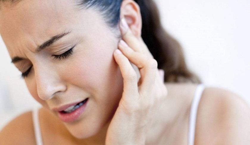لتخفيف ألم الأذن