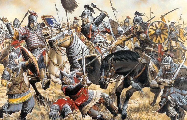 غزو المغول