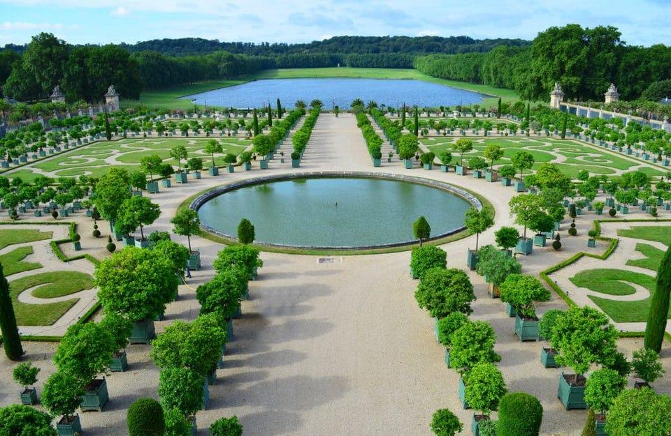 حديقة فيرسايلس