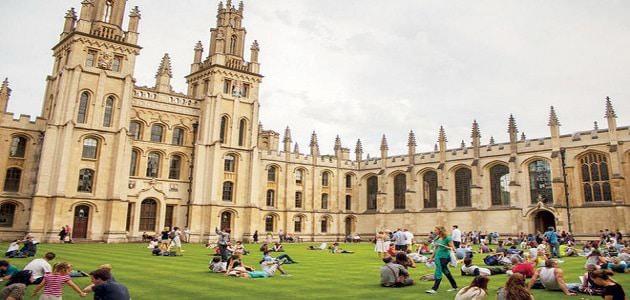 جامعة أكسفورد – بريطانيا