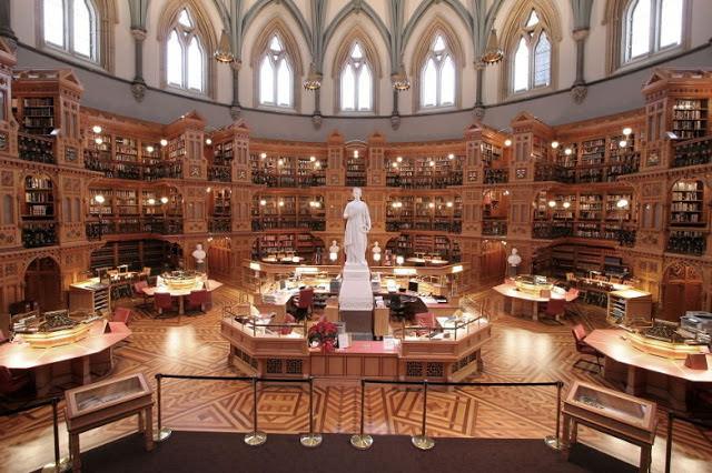 مكتبة ارشيف كندا اوتاوا - 54 - مليون مادة