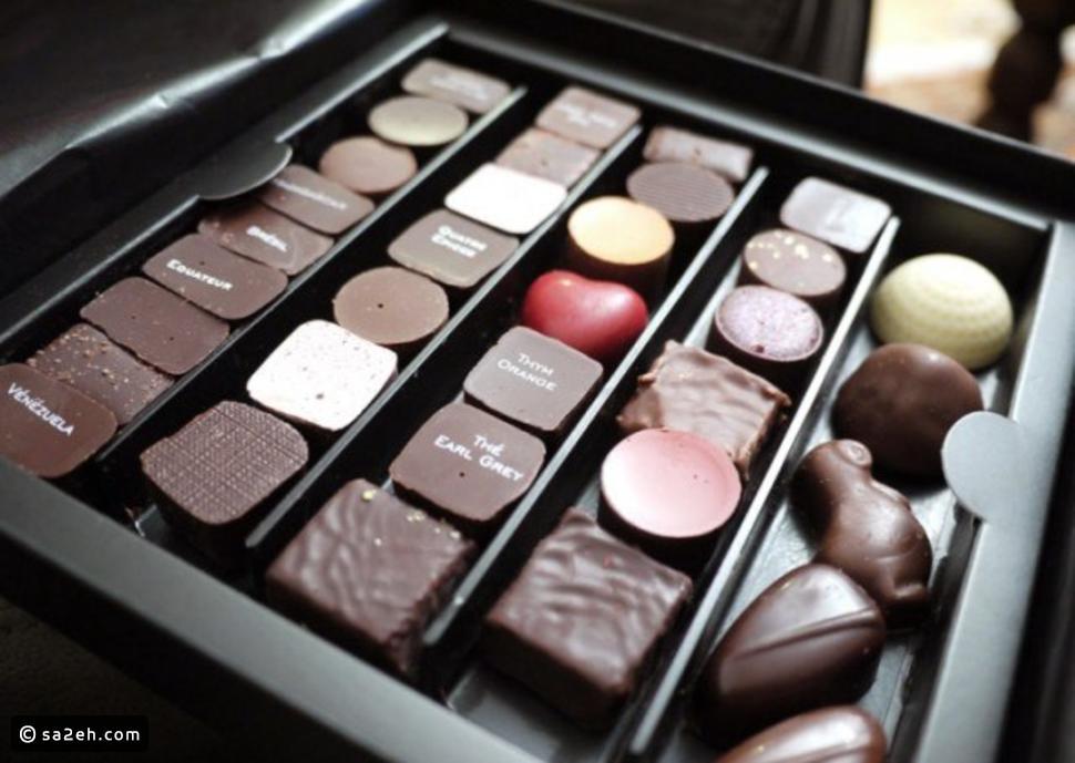 شوكولاتة لو غراند لويس السادس عشر وتبلغ تكلفتها 900 دولار