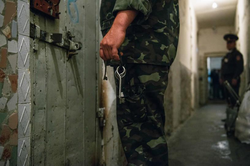 سجن تدمر - سوريا