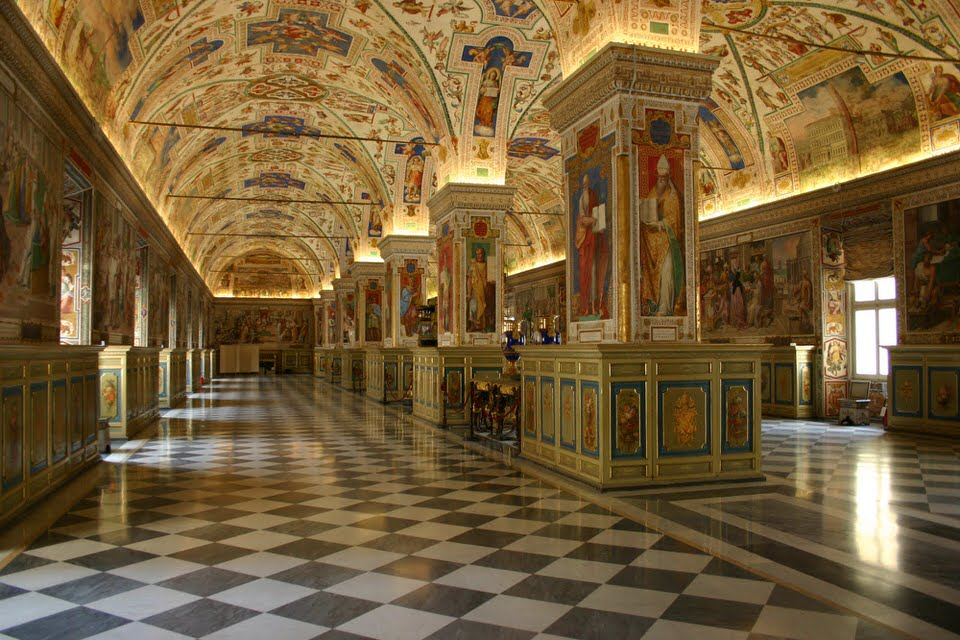 أرشيف الفاتيكان السري  الفاتيكان