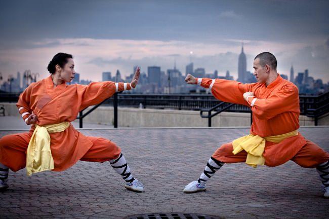 الكونغ فو - Kung Fu