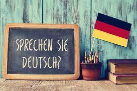الألمانية