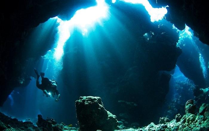 الغوص العميق - معدل الوفيات 1 من كل 34،400
